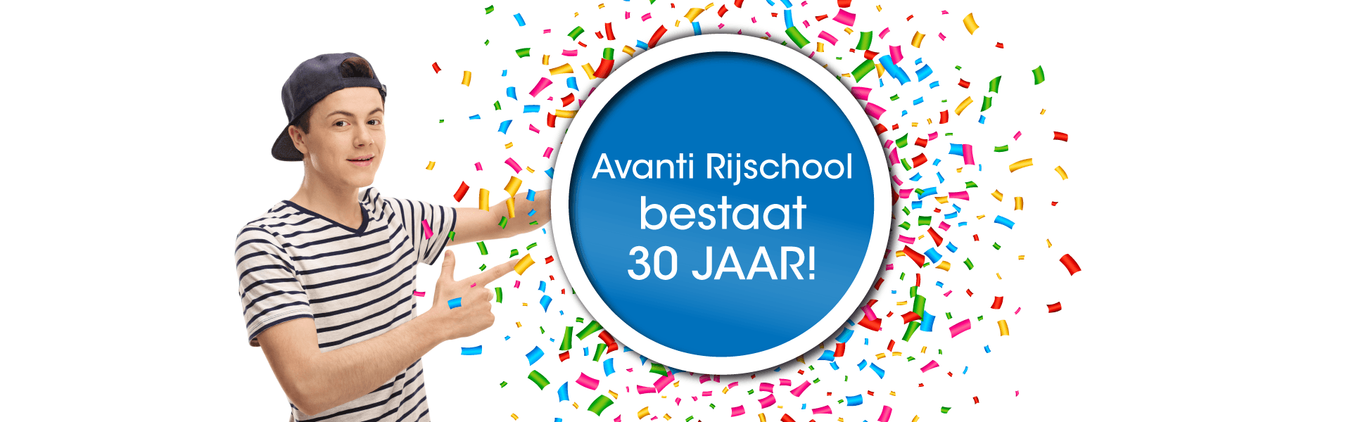 Rijschool Avanti Rotterdam Jubileum